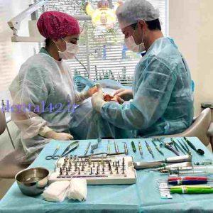 دندانپزشکی شرق تهران