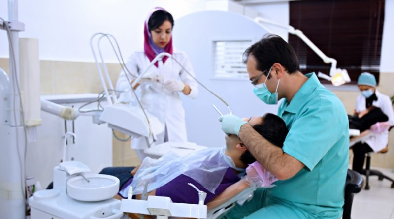 عصب کشی روت کانال دندانپزشک