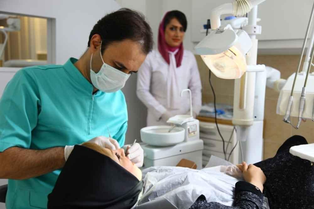 دندانپزشکی خوب در شرق تهران