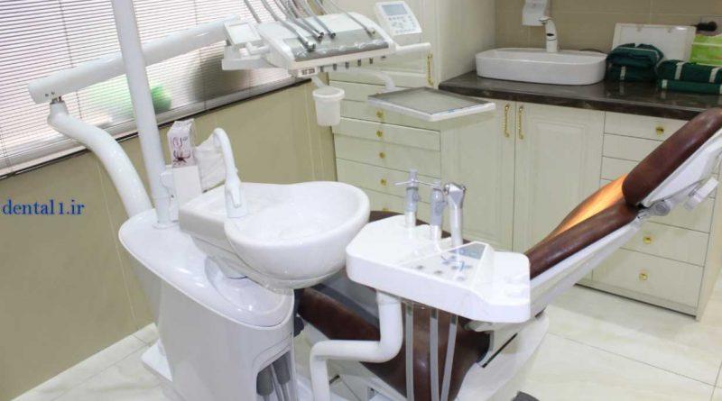 دندانپزشک در سعادت اباد