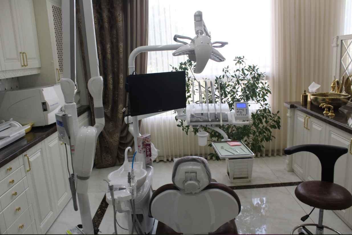 دندانپزشکی در تهران