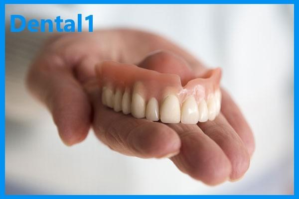 دندانهای مصنوعی