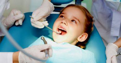 دندانپزشکی کوودکان