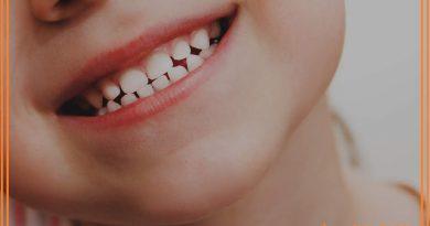 دانستنی های دندان ، دندان های شیری یک کودک
