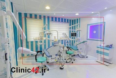 مرکز دندانپزشکی قلهک ، لمینت ، عصب کشی ، بلیچینگ
