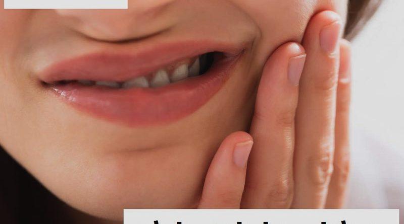 عوارض عفونت دندان