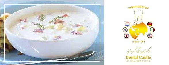 سوپ های سرد