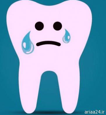 درد دندان در شب